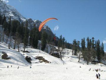 Winter Holidays In Shimla Manali
