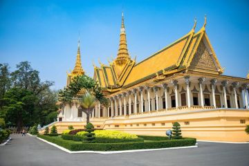 Cambodia Classic Package -3N 4D