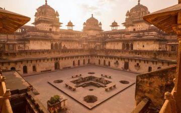 Orchha Chanderi Jhansi Heritage