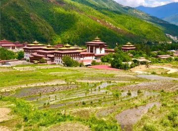 Thimphu , Wangdue/Punakha , Paro For 5 Nights / 6 Days