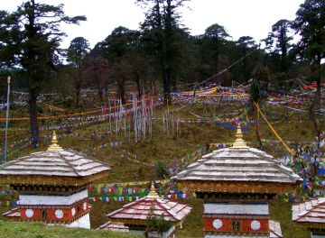 Thimphu , Wangdue/Punakha , Paro For 5 Nights / 6 Days