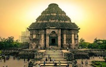 Konark For 2 Days