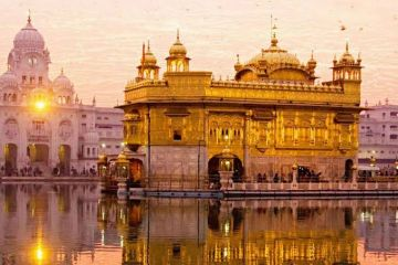 Golden temple wagha Border Amritsar weekend Gateway