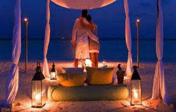 HONEYMOON ON BEST PLACE MALDIVES