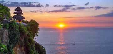 Bali with Singapore