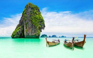 Thailand Phuket Krabi