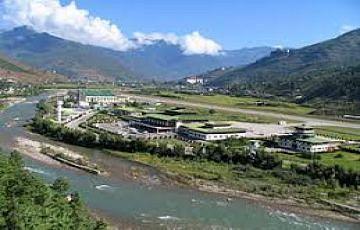 Himalayas Bhutan