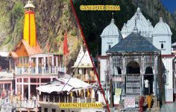 Yamunotri And Gangotri Tour