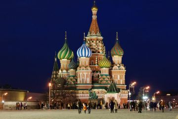 The Amazing Trip to Wonderland- Russia Customize Tour Starting from 45000/- Per Person Land Package