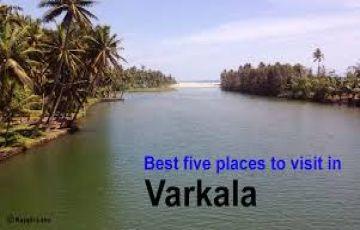 Varkala And Poovar Tour