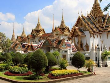 Thailand Trio Package Family