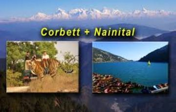 Nainital Corbett Tour Packages