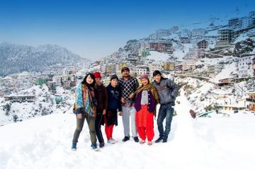 Delhi- Kullu Manali , Manikaran 4Night 5 day tour