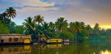 Kerala with Kovalam