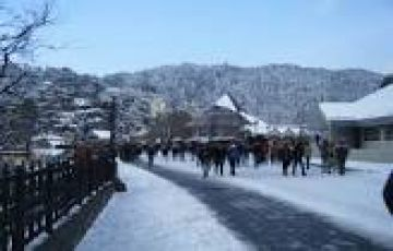Couple Tour for Shimla From chandigarh  by Dzire 02 nights//03 days