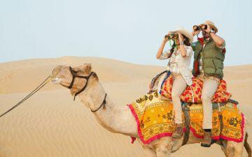 Rajasthan Desert Trip Jaipur, Bikaner, Jaisalmer & Jodhpur