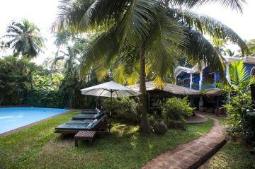 Goa-  Presa Di Goa