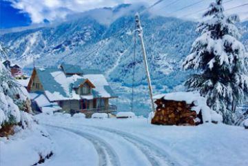 Luxury & Inexpensive Shimla tour