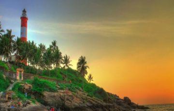 Refreshing South India Honeymoon Tour