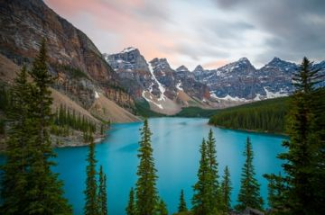 6 Nights & 7 Days Canada Family Tour Package