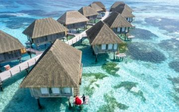 6 Nights & 7 Days Maldives Honeymoon Tour Package