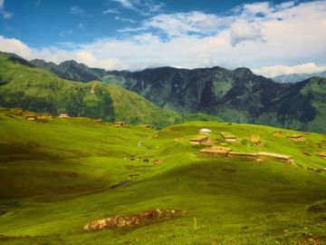 7 nights & 8 Days Kashmir Family package