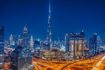5 Nights & 6 Days Dubai Honeymoon Tour Package with Abu Dhabi