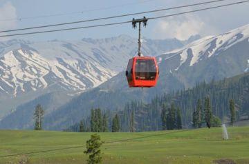 1 nights & 2 Days Kashmir Honeymoon package