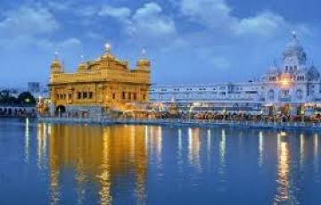 Amritsar With Kashmir 8 Days Tour