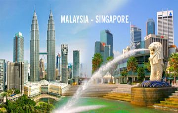 Singapore & Kuala Lumpur - Fixed Departure Package For Ex.- Delhi - 8 Days - 7 Nights