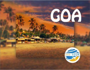 Leisure Trip To Goa for 5 Days