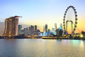 Singapore Malaysia 6 Nights 7 Days Tour Package Ex Delhi