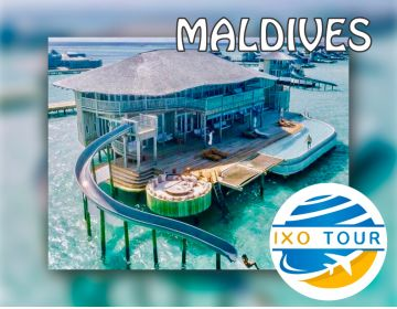 AMAZING MALDIVES 3N/4D