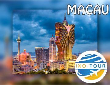 Beginning for  Macau