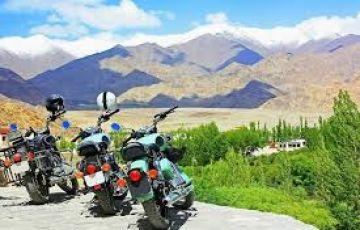 Best of Ladakh with Srinagar