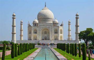 2night3day Delhi Agra Tour by cab