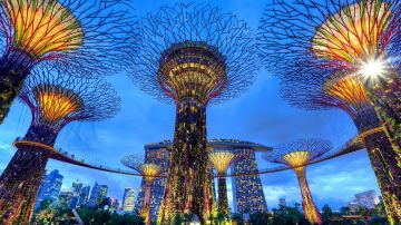 Singapore - Ideal Choice to celebrate life with everything included