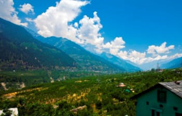 Manali dalhouise Package by cab