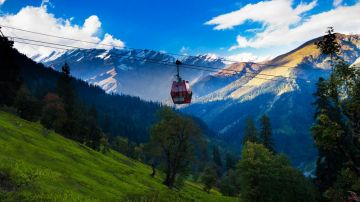 Fascinating Couple Manali Tour Package