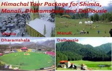 Himachal tour Package with Agra and Amritsir