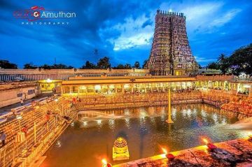 5 Nights and 6 Days Madurai Rameswaram Kanyakumari Kodaikanal