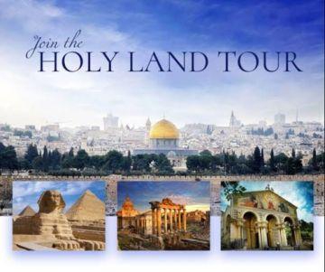 HOLY LAND ISRAEL TO JORDAN CHRISTIAN PILGRIM PACKAGE 9N/10D