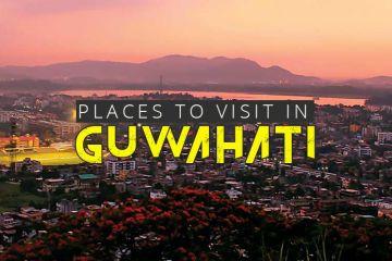 Exploring Guwahati