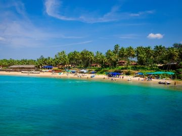 6 Night 7 days package to Goa including Sightseeing and Brakefast