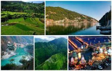 Nainital, Ranikhet 3 Night 4 Days Trip