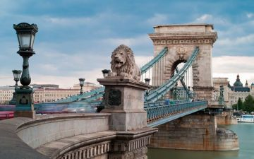 Mesmerizing  Italy and Austria end Budapest