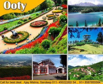 3N / 4D Banglore - Ooty Packages