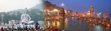 Delhi  - Haridwar - Rishikesh - Delhi Tour