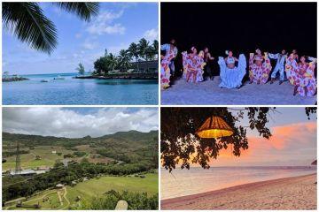 The Blue Sea Mauritius