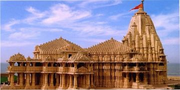 Tour Package covering Dwarka and Somnath temples